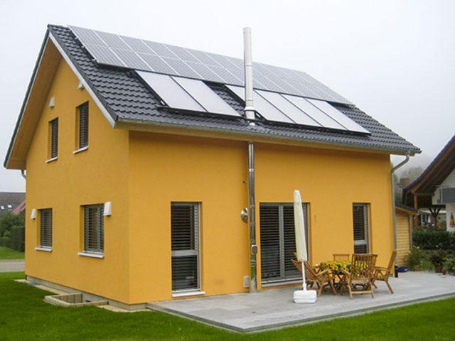 Energieplushaus