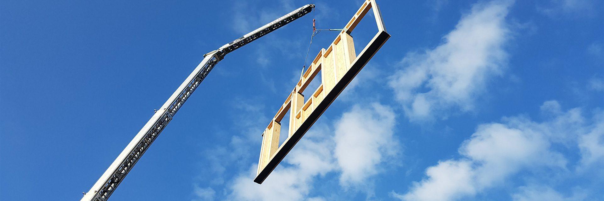 Energiesparende Holzbausysteme