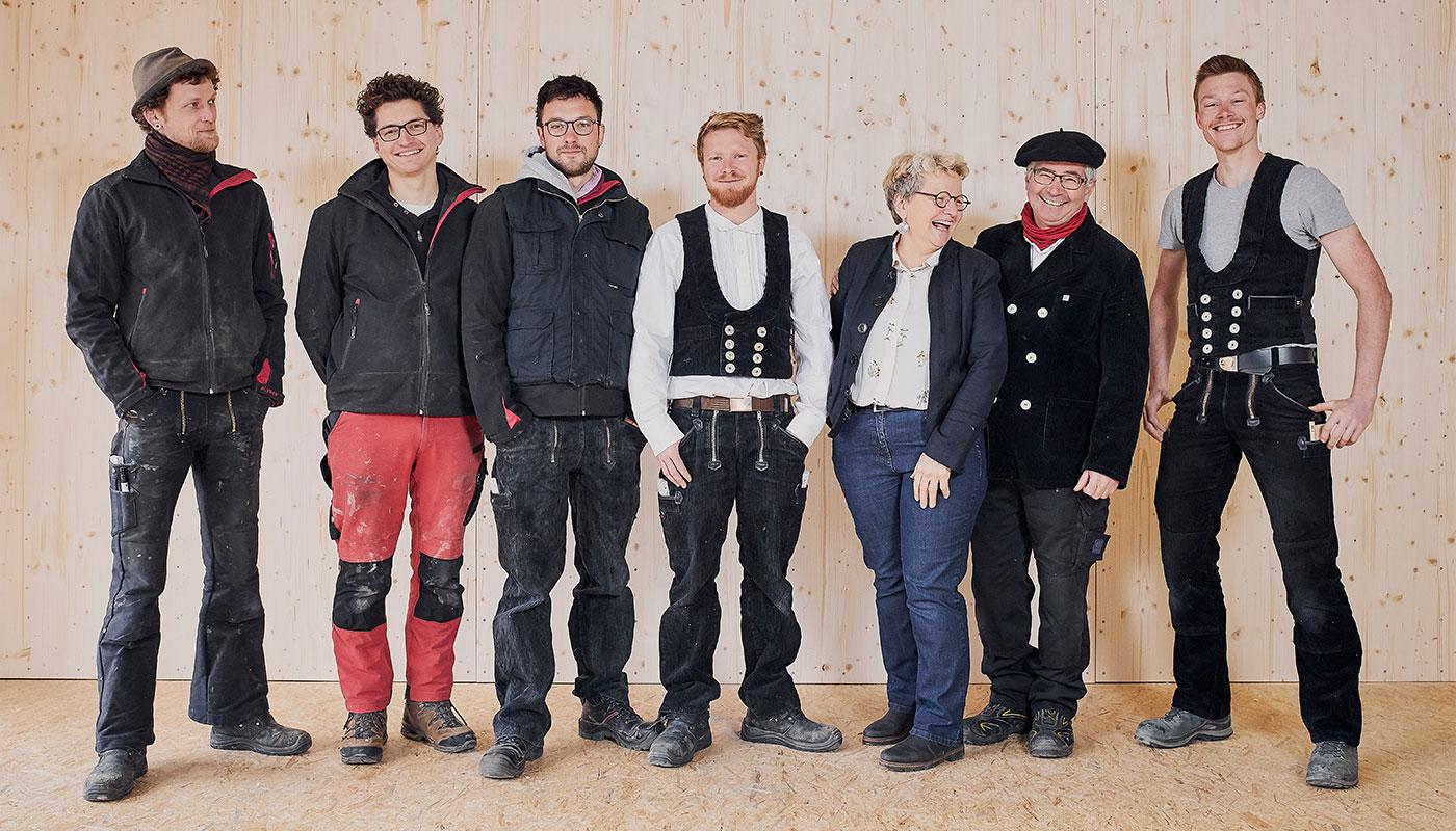 Team mio Holzbau